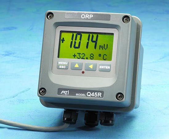 Q45R ORP monitor