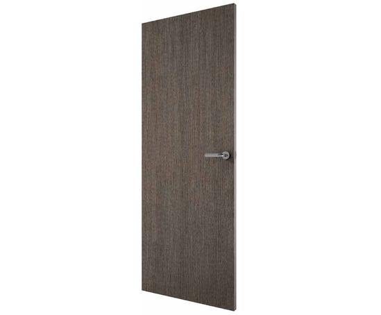 Contemporary Charcoal Grey Vertical internal door