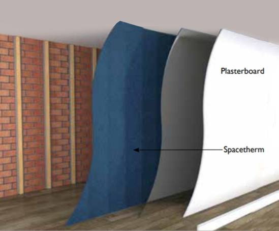 Spacetherm 174 Ultra Thin Insulation For Thermal Upgrades A