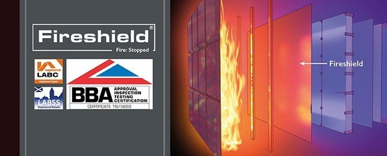 Fireshield® - Awarded BBA Certification