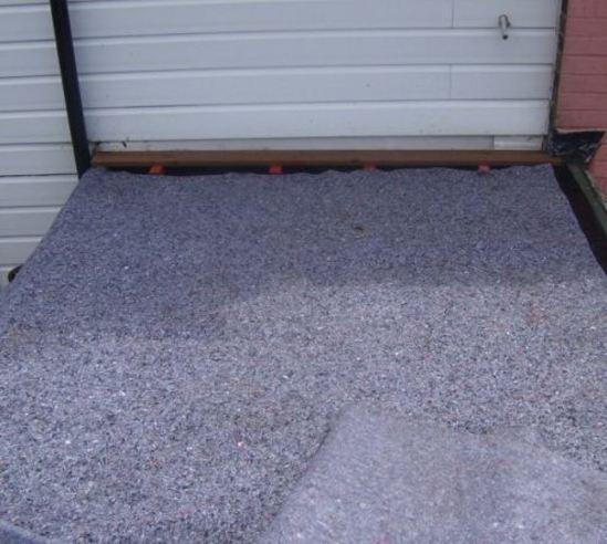 Enviromat Sedum Matting For Domestic Flat Roofs