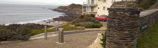 Automatic access control system installed, Castle Rock