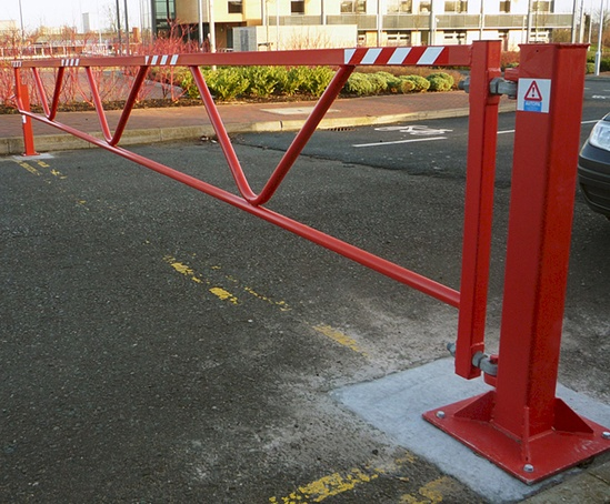 Swing gates autopa limited esi external works