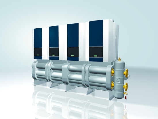 R40 Modupak boiler from Stokvis Energy Systems