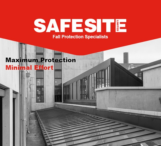 Roof safety advice from Safesite