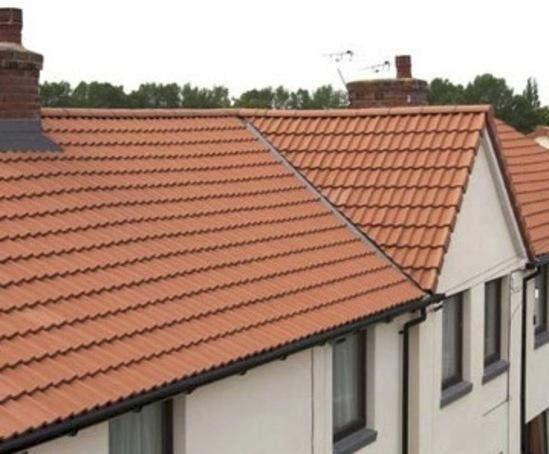 Trio Of Sandtoft Tiles Used By Riverside Sandtoft Roof