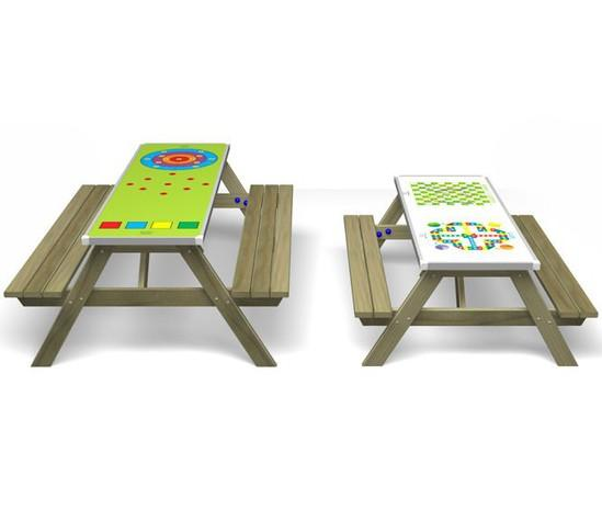 Gametop Picnic Table Schoolscapes Esi External Works