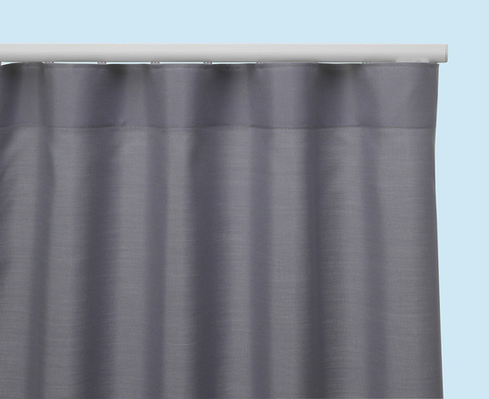 3840W: Hand Operated Curtain Track for Wave