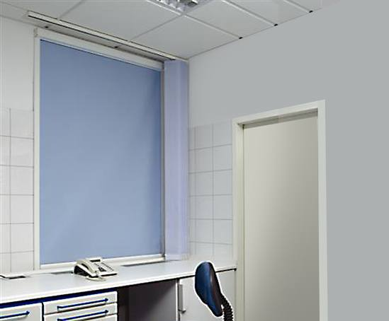 Dim Out Roller Blind Systems Silent Gliss Esi Interior