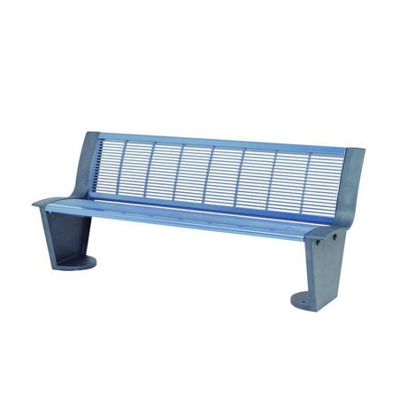 Sineu Graff Rendezvous City Seat in Stainless Steel
