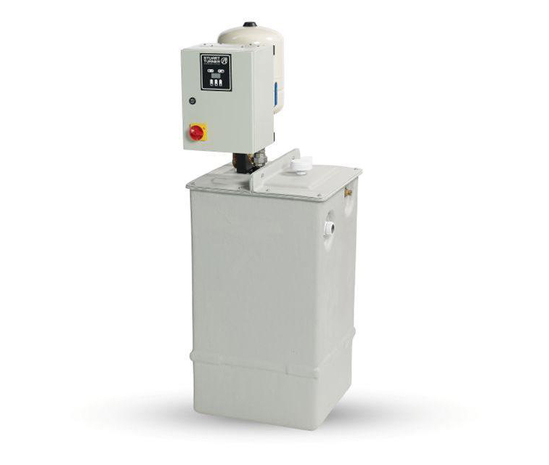 Aquaboost in-tank 250-litre capacity booster system