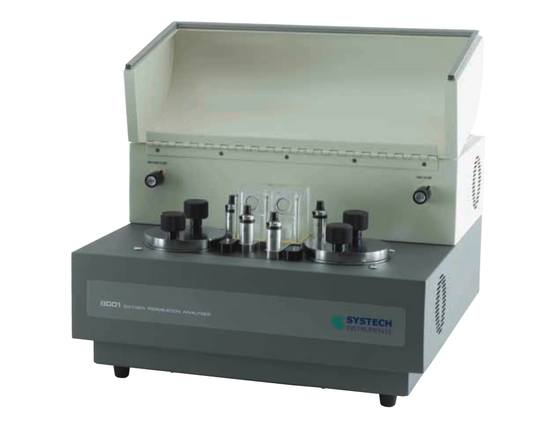 Oxygen Permeation Analyzer 8001 for packaging film