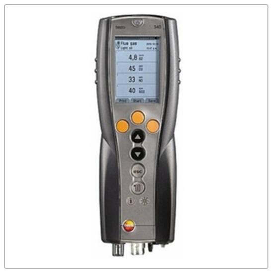 Testo 340 Industrial Flue Gas Analyser Testo Esi