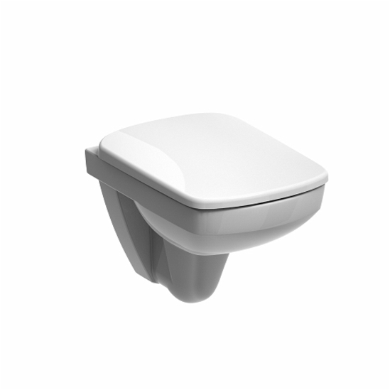 E200 compact wall hung toilet pan