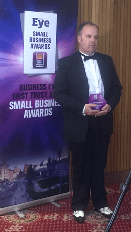 ESF - 2016 Small Business Exporter of the Year winner
