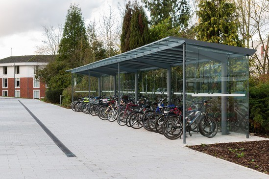 Signature Collection: Regio cycle shelter