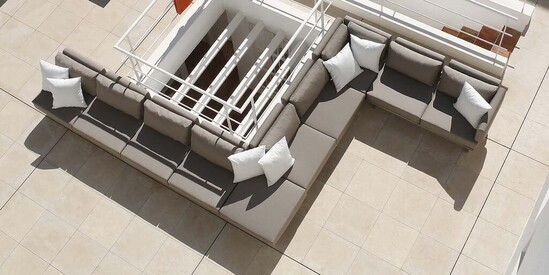 Mercury deep seating - double, single and corner module