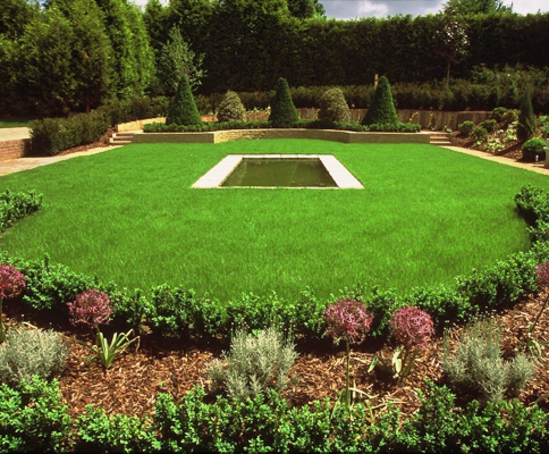 Landscape contractors land design partnership esi for Land design landscaping
