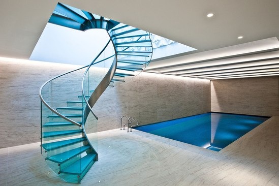 Bespoke pool in St John's Wood