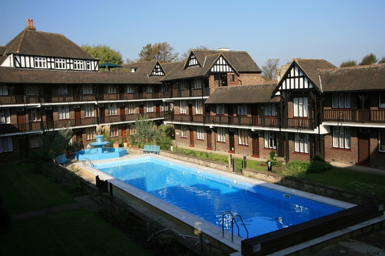 Outdoor pools and spas design and build london for Product design companies london