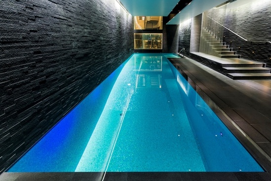 SPATA Gold Award - Residential Indoor Pool