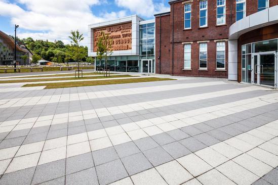 Mayfair Concrete Paving Flags Tobermore Esi External Works