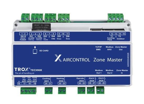 X-AIRCONTROL Master Unit
