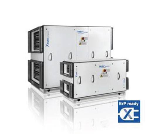 Type X-CUBE compact air handling unit