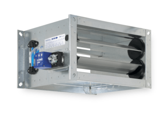 Type TVJ for normal to high volume flow rate ranges