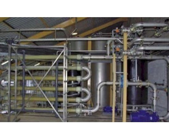 Advanced Wehrle ultrafiltration membrane technology
