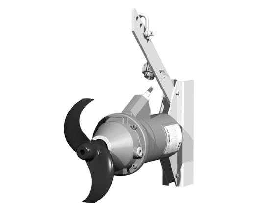 EMU TR 14… – TR 28…miniprop submersible mixers
