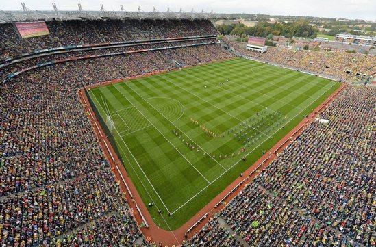 Croke Park stadium, Dublin