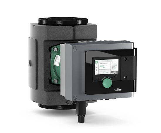 Wilo-Stratos MAXO pump for HVAC and water circulation