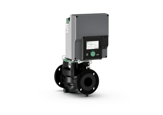 Wilo-Stratos GIGA2.0-I pump for HVAC in large buildings
