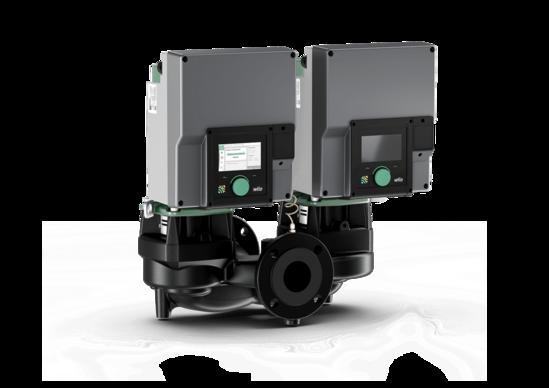 Wilo-Stratos GIGA2.0-D circulating pump for HVAC