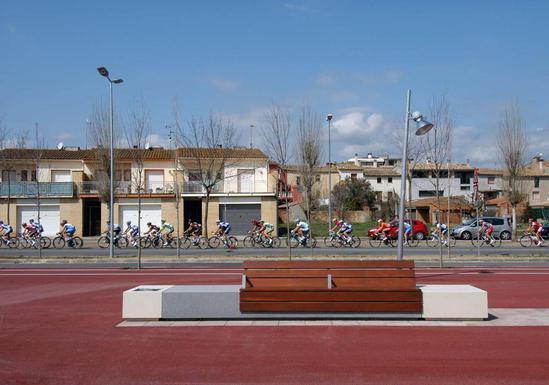 Escofet Longo bench 9931