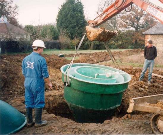 Wpl Diamond Dms Domestic Packaged Sewage Treatment Wpl