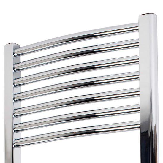Arkal Chrome bathroom radiator and heated towel rail
