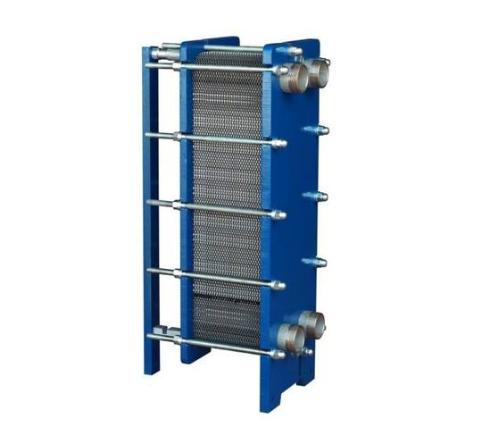 Domestic hot water heat exchanger from AEL Heating