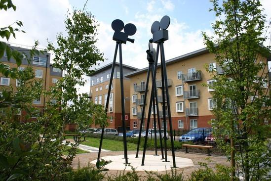 Camera Structures - film studios - Borehamwood