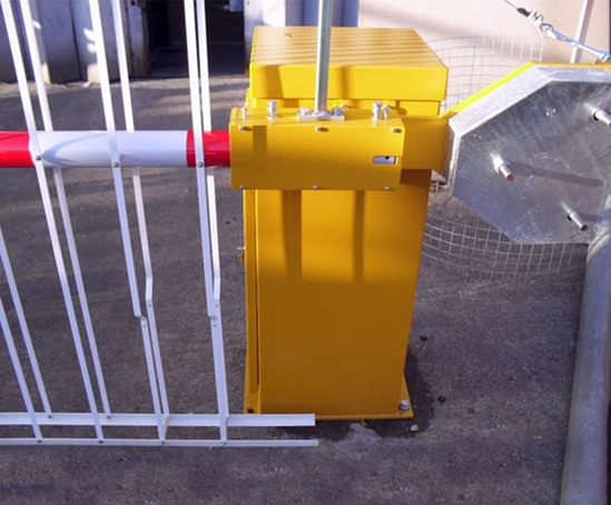 Eb triumph automatic security barriers avon barrier