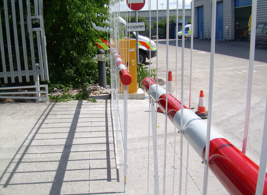 EB950 Triumph automatic security barriers