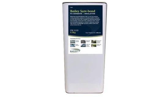 Bailey Sure-bond PU adhesives