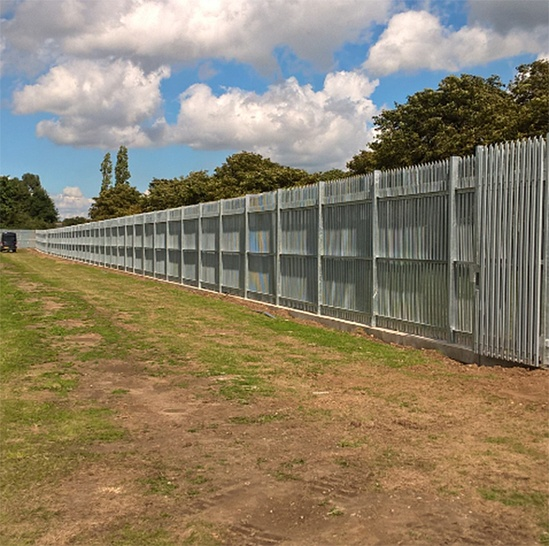StronGuard™ MA - max security fencing for major assets ...