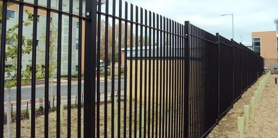 StyleGuard R - round tubular steel steel railings