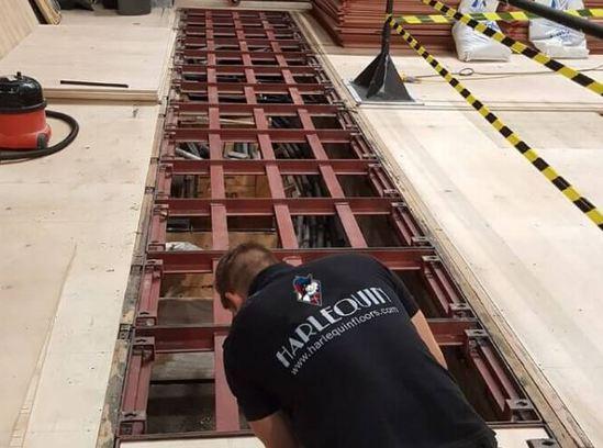 Professional installation service