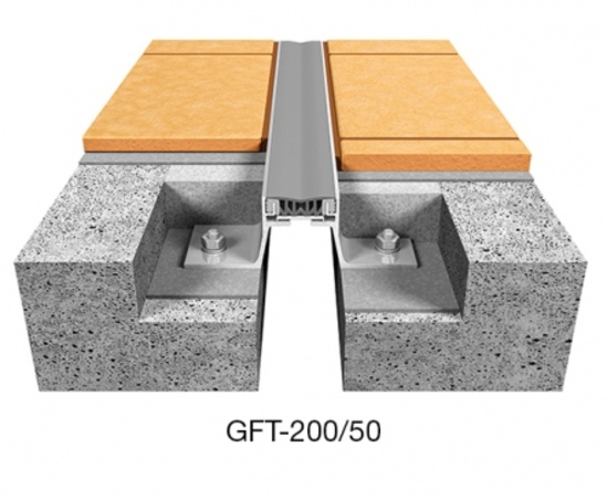 CS Allway GFT Series Floor Expansion Joint Cover