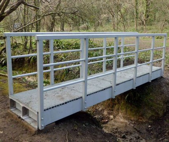 FRP footbridge kit ref 3932