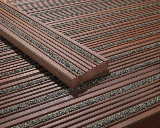 Anti Slip Timber : Hi grip excel™ non slip timber decking cts bridges esi