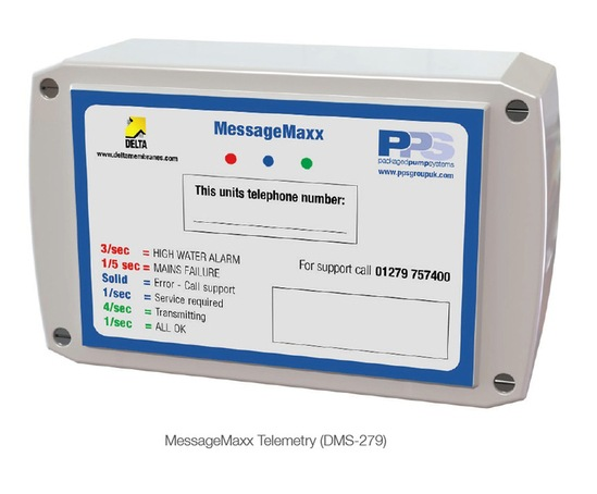 MessageMAXX™ telemetry - part of MAXXConnect family